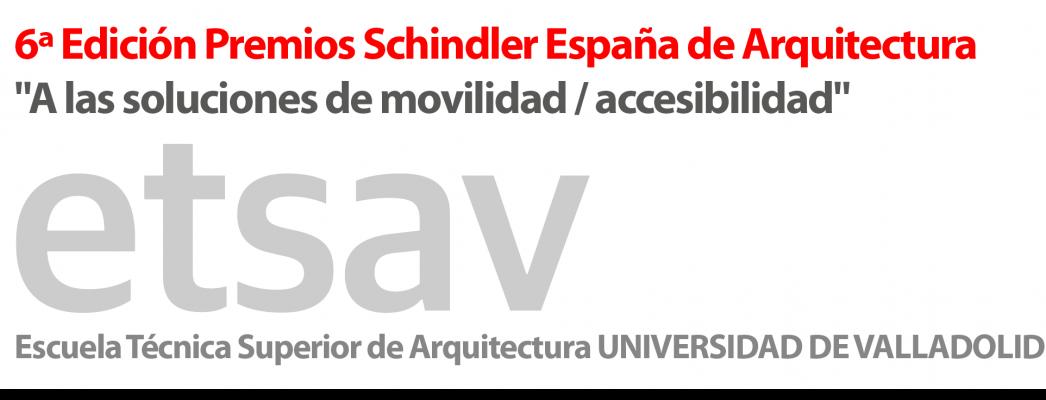 6 edici n premios schindler espa a de arquitectura - Universidad arquitectura valladolid ...